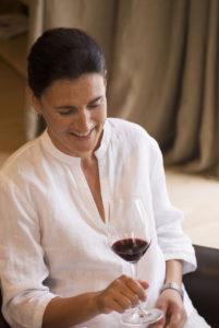 Chêne Bleu - Benedicte Gallucci - Vineyard Manager