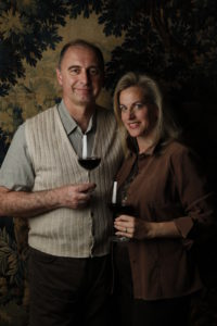 Chêne Bleu - Nicole and Xavier Rolet - Owner