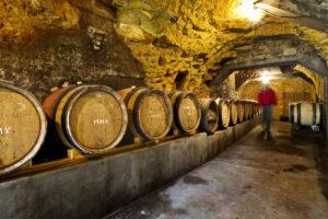 Troglodyte caves