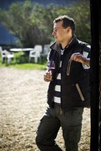 Sylvain Potin, Winemaker