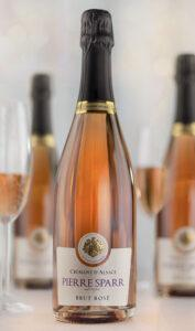 Pierre Sparr Cremant d'Alsace Brut Rosé