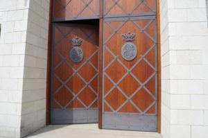 Royal Tokaji Doors
