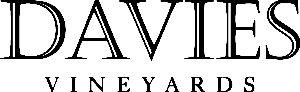 Davies Vineyards Logo Black
