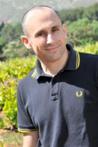 Guillaume Cordonis, winemaker