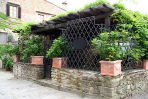 Castello di Volpaia's cooking school