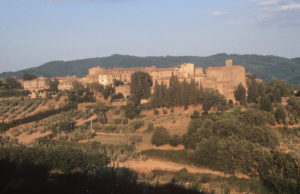 The village of Volpaia
