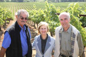 Larry, Pam & Aubert