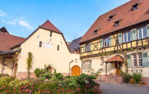 Pierre Sparr winery in Beblenheim