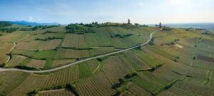 Mambourg Grand Cru Vineyard aerial image