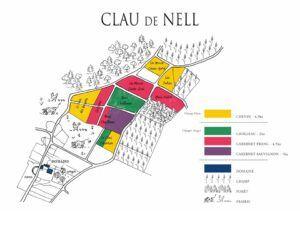 Clau de Nell - Map - FR 2
